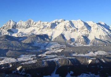 Winter in der Ramsau am Dachstein